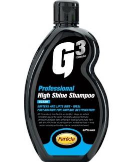 G3 Pro magasfényű sampon 500 ml